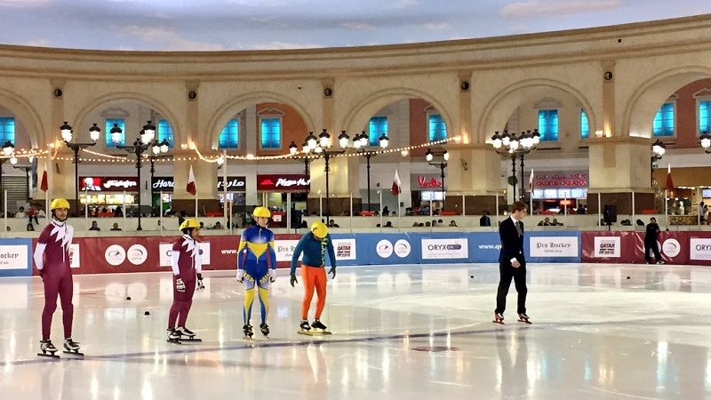 Have An Chilling Adventure At Ice Arena