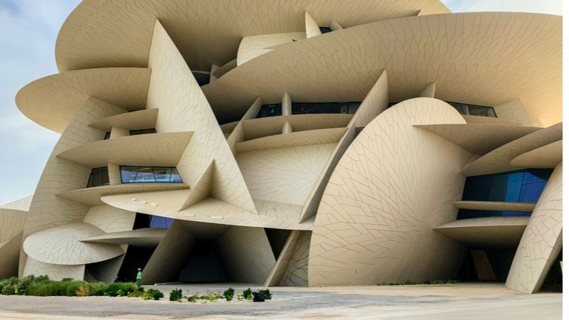Relive The Country's History At The National Museum Of Qatar