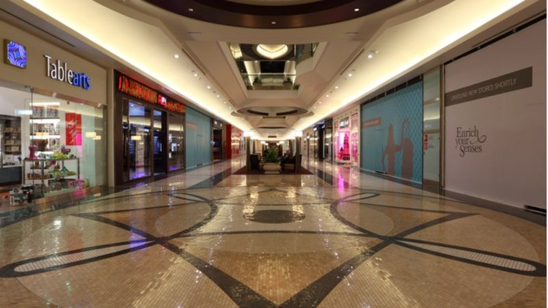 Shop Your Heart Out at the Lagoona Mall